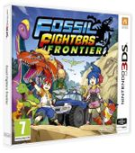 Gra Fossil Fighters Frontier 3DS 2DS