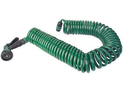 Wąż ogrodowy w kształcie spirali 15 m PEARL