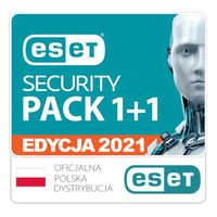 ESET Security Pack 1+1 / 2Lata