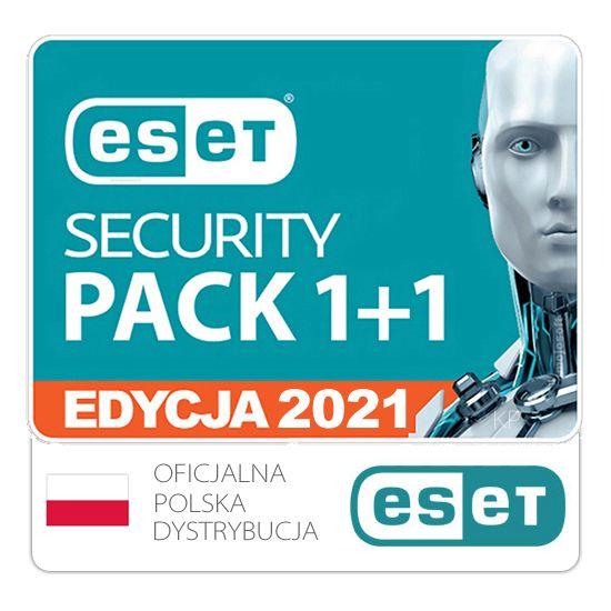 ESET Security Pack 1+1 / 2Lata na Arena.pl
