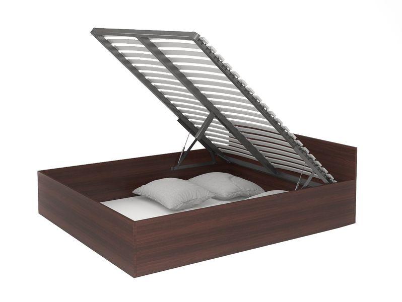 łóżko 140x200 Stelaż Podnoszony Materac W