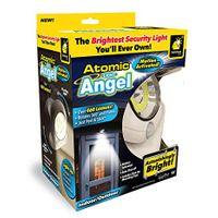 Lampa LED bezprzewodowa zewnętrzna z czujnikiem ruchu ATOMIC LIGHT