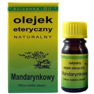 Naturalny Olejek Eteryczny Mandarynkowy - 7ml - Avicenna Oil