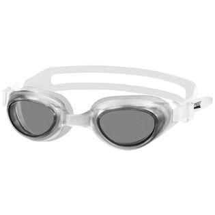 Okulary pływackie AGILA Kolor-Okulary - 53 - transparent / ciemna szyba