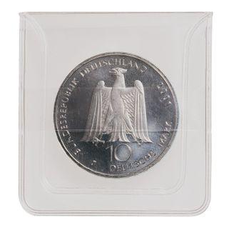 Koperty na monety do 50 mm plastik 10szt - LINDNER