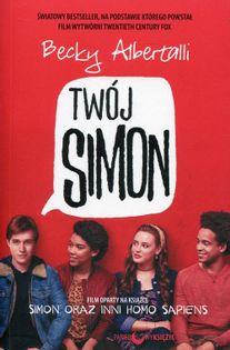 Twój Simon Simon oraz inni homo sapiens Albertalli Becky