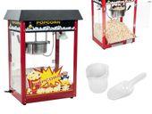 Maszyna do popcornu - 1495 W - czarny daszek Royal Catering RCPS-16EB
