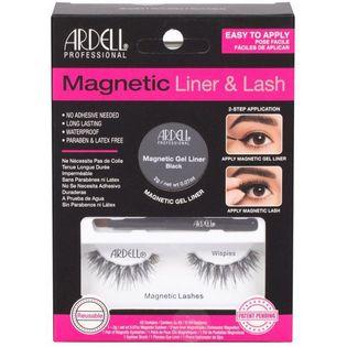 Ardell Magnetic Liner & Lash Wispies Sztuczne rzęsy 1szt Black