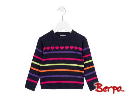 LOSAN Sweter dziewczęcy rozmiar 7 379433