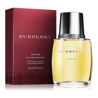 PERFUMY MĘSKIE BURBERRY EDT (30 ML)