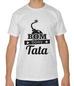 Koszulka męska na dzień ojca Bombowy tata