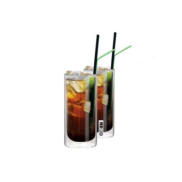 Szklanki Termiczne do Drinków Cuba Libre 400ml 2szt zdjęcie 1