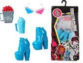 Monster High dodatki dla lalki popcorn