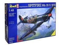 Samolot Myśliwiec Spitfire Mk. IX DO SKLEJANIA