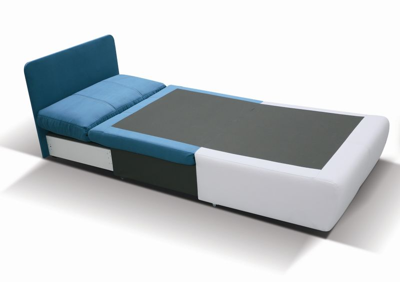 Sofa - fotel rozkładany Ringo - różne kolory zdjęcie 2