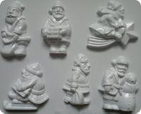 Forma do odlewów - Odlewy gipsowe - Mikołaje (2713176)