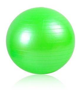 Piłka gimnastyczna 75cm + pompka