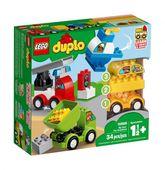 LEGO DUPLO - Moje pierwsze samochodziki 10886