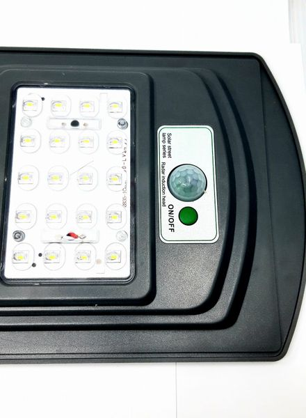 Lampa uliczna LED latarnia solar 20 w zdjęcie 4