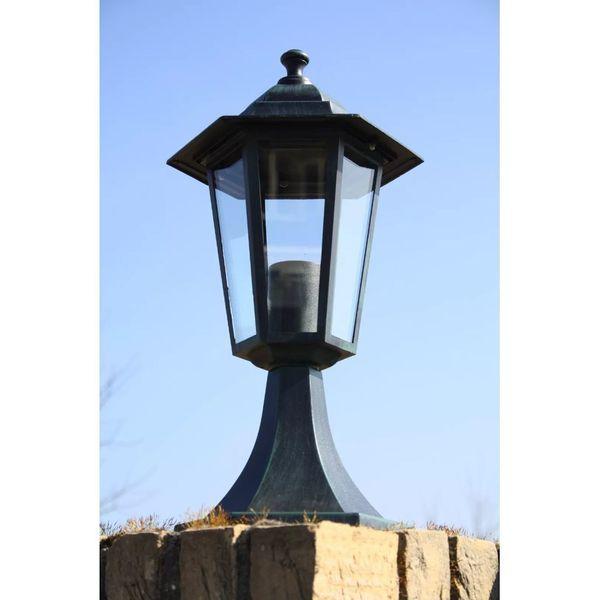 Lampa Ogrodowa Ciemnozielona (41 Cm) zdjęcie 4
