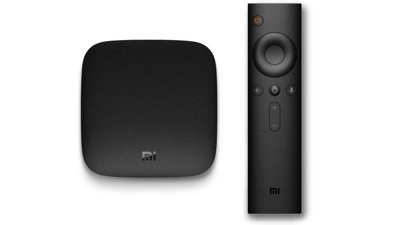 Odtwarzacz Xiaomi Mi Box 4K Android Tv 6.0 HDMI zdjęcie 1