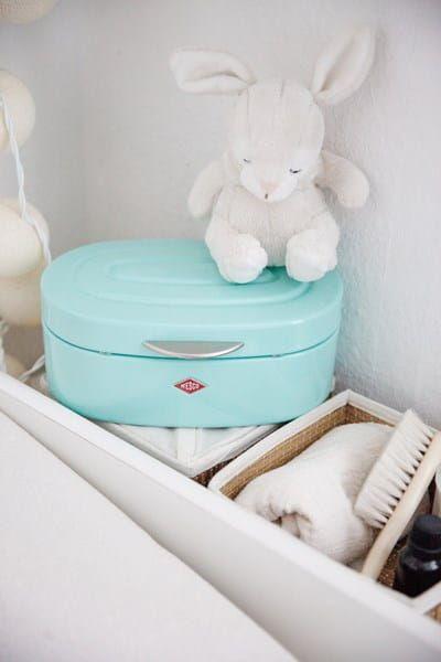 Pojemnik na drobiazgi Mini Elly szary Wesco zdjęcie 2
