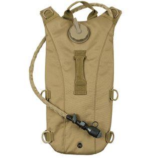 """Plecak hydracyjny z pokrowcem TPU """"Extreme"""" 2,5 l coyote tan"""