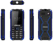 TELEFON PANCERNY RG2 - BLUE - DUAL SIM POWERBANK