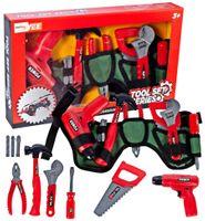 Zestaw narzędzi dla dzieci Pas z narzędziami + Wkrętarka U151