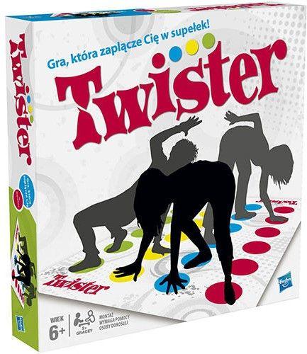 Gra Twister 98831 HASBRO zdjęcie 1