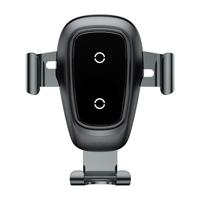 Baseus Metal Wireless Charger Gravity Car Mount Grawitacyjny uchwyt