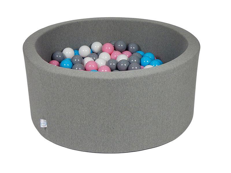 Suchy basen dla dzieci z piłeczkami 300szt 90 x 40 Producent PL na Arena.pl