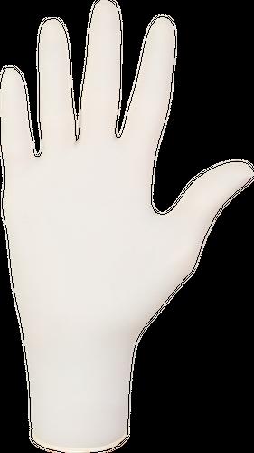 Rękawice lateksowe pudrowane MERCATOR® simple latex M 100 szt na Arena.pl