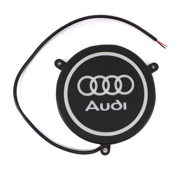 Audi logo LED  podświetlane, wodoodporne zdjęcie 2