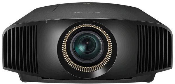 Projektor Lcd Sony Vpl-Vw590 Czarny 1800 Ansi 350 000:1