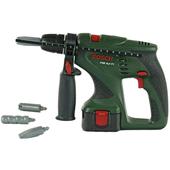 Klein - Bosch Młotowiertarka zabawkowa - Wiertarka udarowa Aku 8450