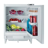 Candy Refrigerator Cru 160 Ne Built-In, Larder, Height 82 Cm, A+, Fridge Net Capacity 133 L, 43 Db, White