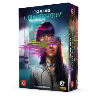 ESCAPE TALES : LOW MEMORY  GRA PLANSZOWA PORTAL GAMES