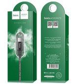 Wzmacniany kabel Micro USB  hoco x14 nylonowy oplot 1m zdjęcie 3