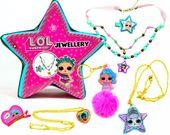 LOL Surprise JEWELLERY Gwiazdka Biżuteria Oryginał