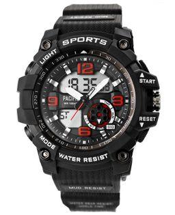 Zegarek Męski Pacific 209Ad-1 10 Bar Unisex Do Pływania