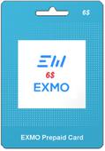 Kod EXMO Voucher Premium - 6 USD