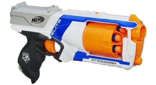 Nerf N-Strike Elite 36033 Strongarm HASBRO zdjęcie 1