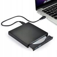 Napęd CD-R/DVD-ROM/RW zewnętrzny USB