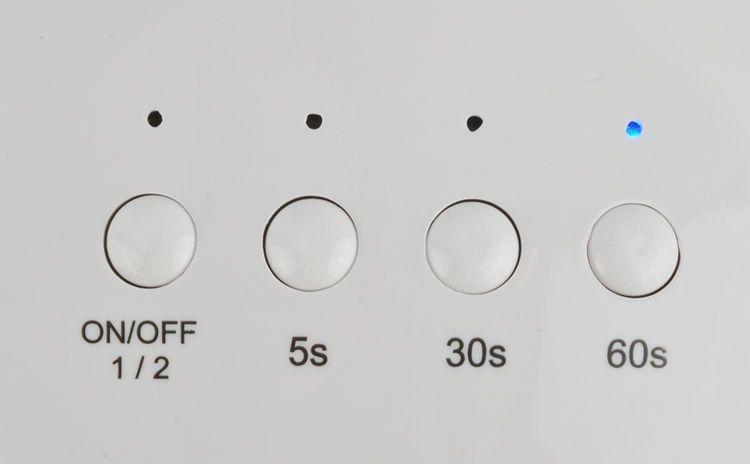 Mocna Lampa UV Dual LED Żele Hybrydy 48W SUNshine zdjęcie 11