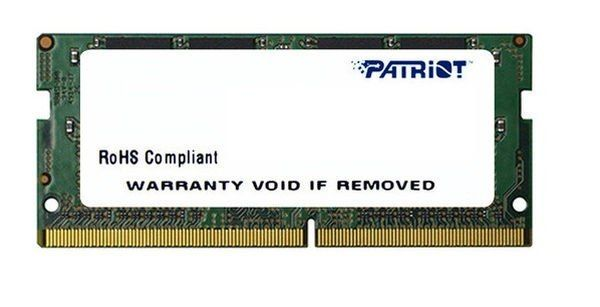 Pamięć Patriot Dimm Ddr4 4Gb 2400Mhz 17Cl 1.2V Single