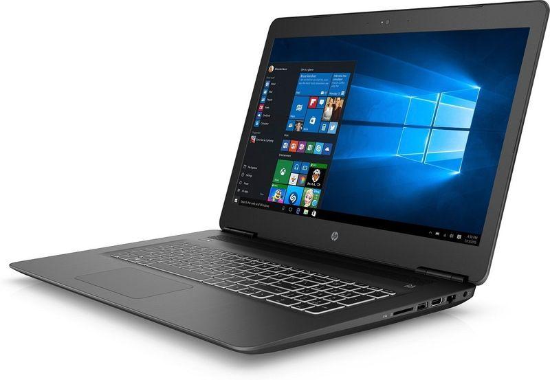 HP Pavilion 17 Intel i5-8300H Quad 8GB 1TB GTX1050 zdjęcie 4