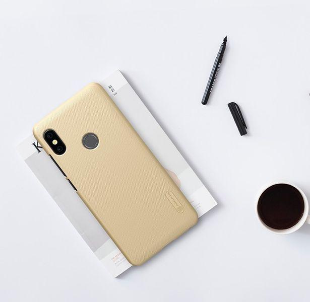 Nillkin Etui Frosted Xiaomi Redmi Note 5/PRO Czarne zdjęcie 3