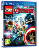 LEGO MARVEL AVENGERS - PL [PSV] NOWA