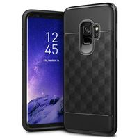 Caseology Parallax Case - Etui Samsung Galaxy S9 (Black/Black)